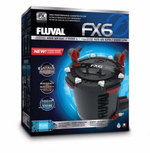 Fluval Canister Filter FX6 Box
