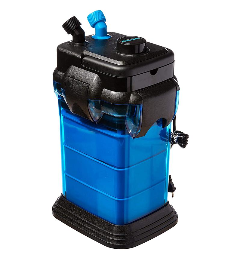 Penn Plax Cascade Canister Aquarium Filter here is best canister filter review