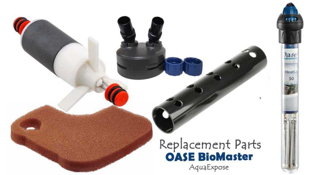 OASE Indoor Aquatics Biomaster canister filter Replacement Parts